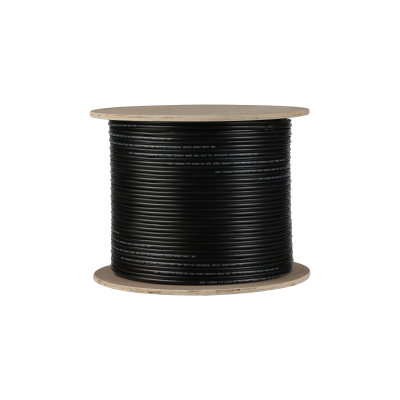 200m RG6 Coaxial Cable with Power Cable
