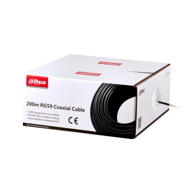 200m RG59 Coaxial Cable
